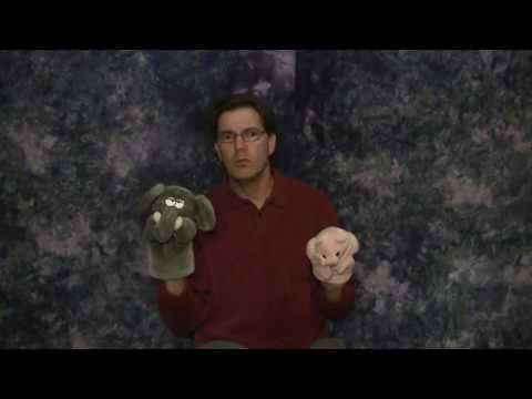 Puppet Training - Learn the 5 Basic Skills for Good Puppetry - YouTube