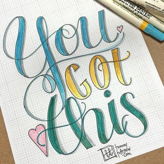 Meer dan 1000 afbeeldingen over Handlettering-ABC & Fonts op Pinterest ...