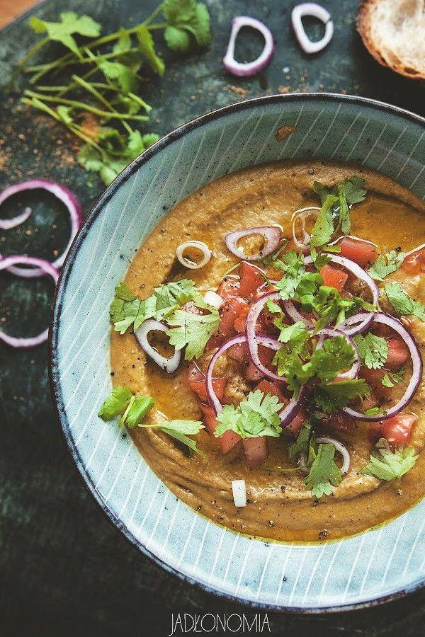 Ful, czyli egipska pasta z bobu » Jadłonomia · wegańskie przepisy nie tylko dla wegan