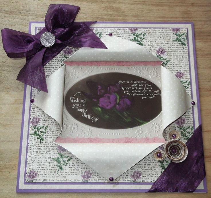 Delightful Paper Card Making Ideas Part - 5: Cheremane Smith: Aspire Crafts Vintage Bloom Paper Craft Collection. Craft  CardsBloomCollectionVintageTutorialsPaper CraftsCard MakingIdeasPaper  Crafting