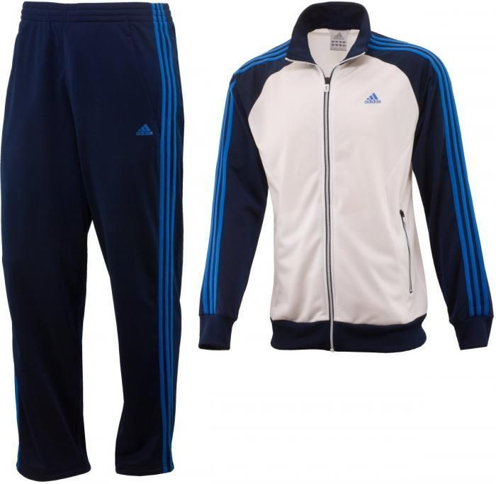 Sweat Suit Polo Full Mens