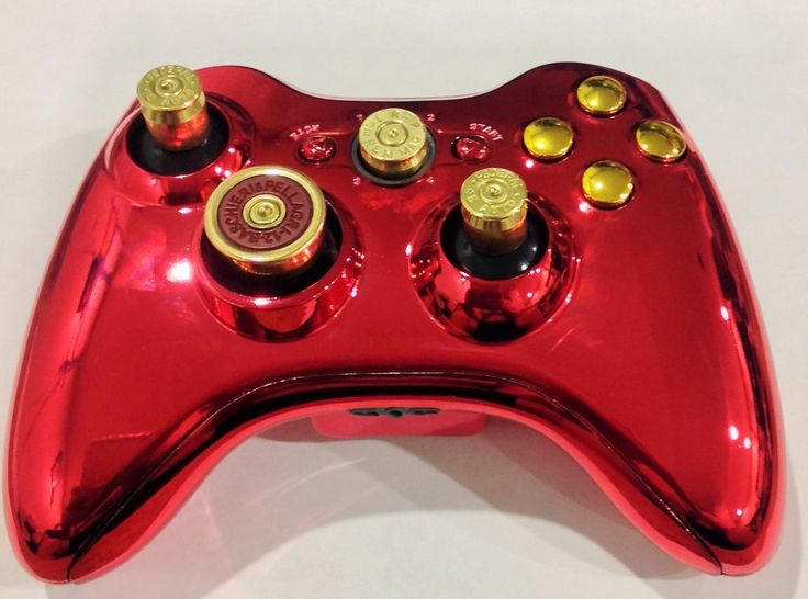 22 best Microsoft Xbox 360 Custom Controllers images on ...