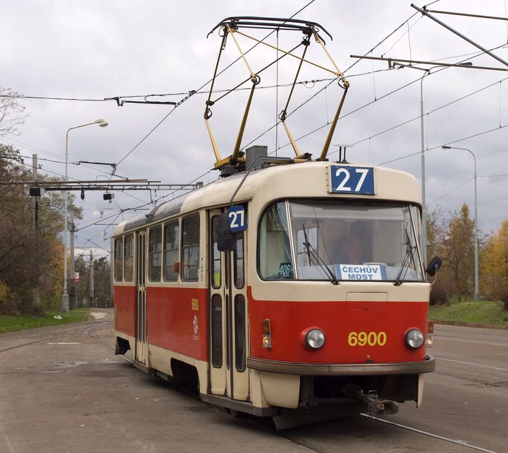 #Czech Tatra T3