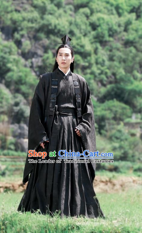 b9cd0e3967 Traditional Ancient Chinese Nobility Childe Costume