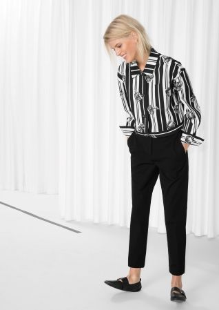 & Other Stories | Tailored Trousers