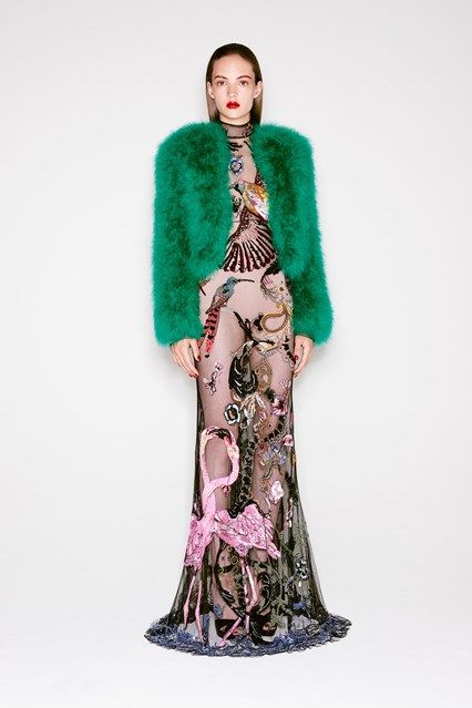 Alexander McQueen - Pre Autumn/Winter 2016-17 Ready-To-Wear New York Fashion Week