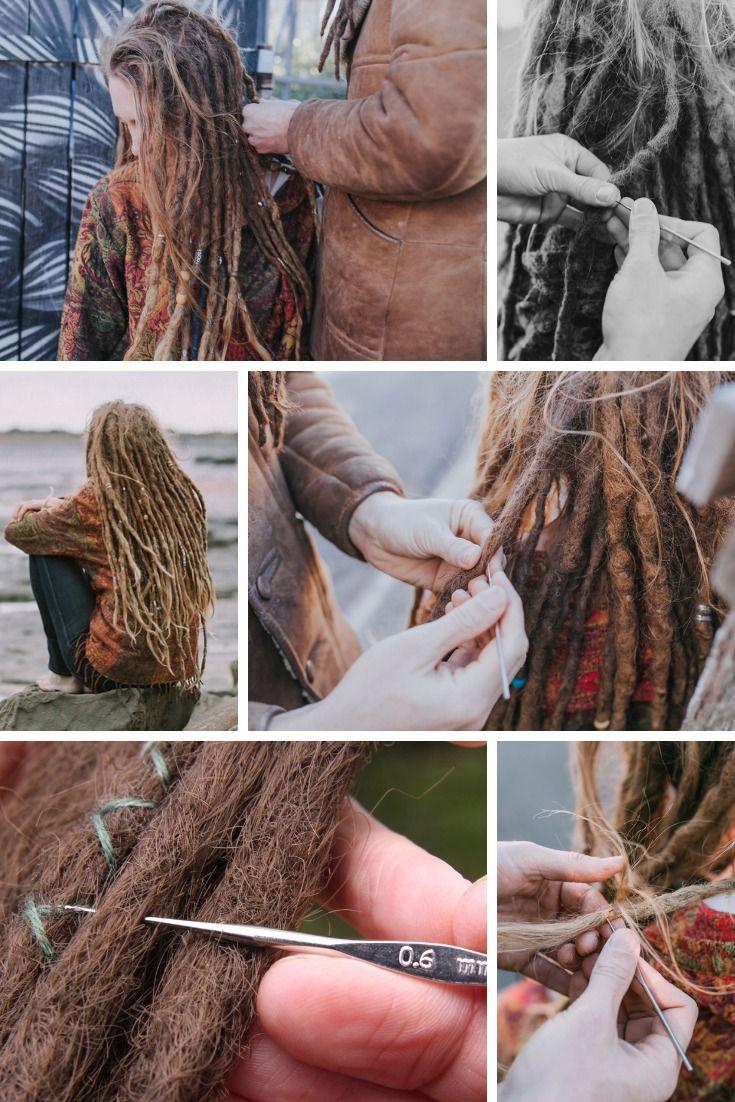 Crochet Hook Dread Tool In 2019 Dreads Crochet Dreadlocks
