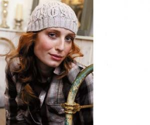 Knit a cable hat: free pattern