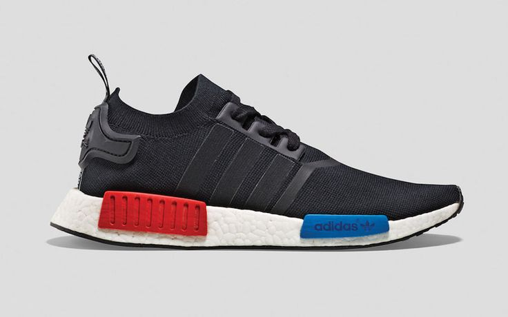 adidas NMD R_1 OG Is Making a Comeback This Week #adidas #adidasnmd       Photos: Courtesy Of The Brand  Adidas is finally releasing tomorrow the much awaited adidas NMD R_1 OG sneaker in black, red, blue and white. This is the pair that was originally released in late 2015 and basically started a