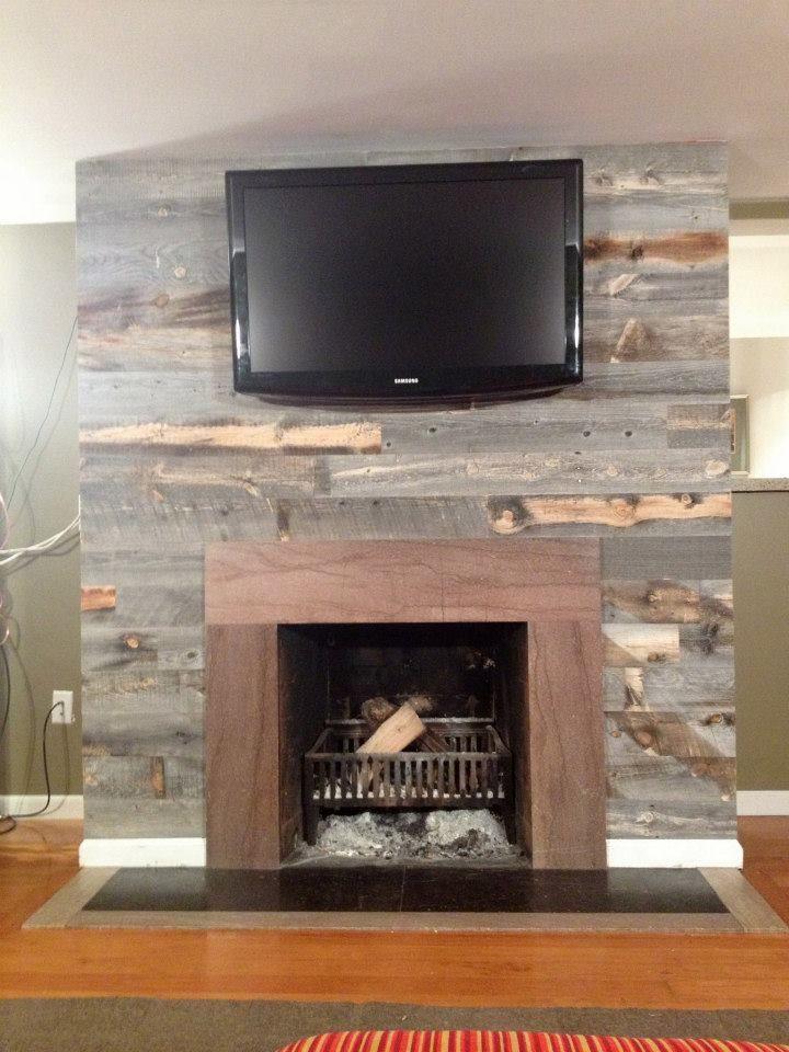 51 best stikwood reclaimed wood love images on pinterest weathered wood reclaimed wood walls. Black Bedroom Furniture Sets. Home Design Ideas