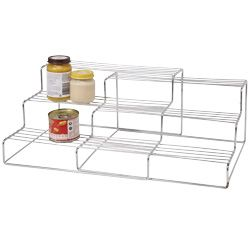 Store&Order | Expandable 3 Tier Shelf 34.5 x 29 x 69cm
