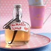 Vanille-Sirup - BRIGITTE - BRIGITTE