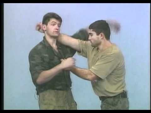 Systema by Vladimir Vasiliev  Very cool. Wonder how different this is from krav muga