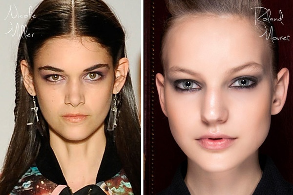 I want what she's got smokey eye spring fashion beauty trends for 2013