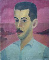 José Pancetti - Retrato de Hernani