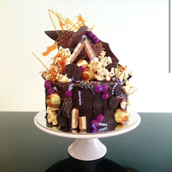 Cake by Unbirthday Bakery