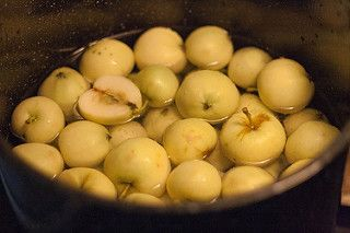 Apple Canning