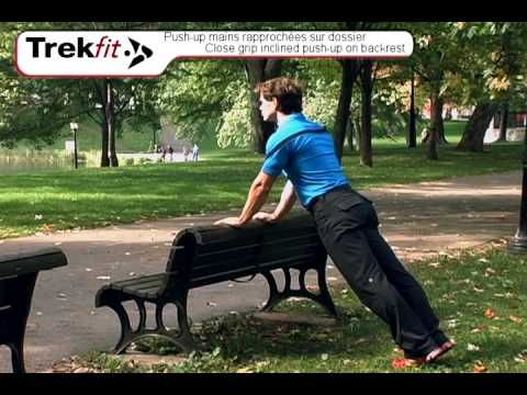 Park Bench Fitness—5 Strength-Building Moves | Bottom Line Inc