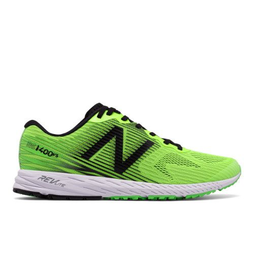 New Balance 1400v5 Men\u0027s Racing Flats Shoes - Green (M1400GY5)