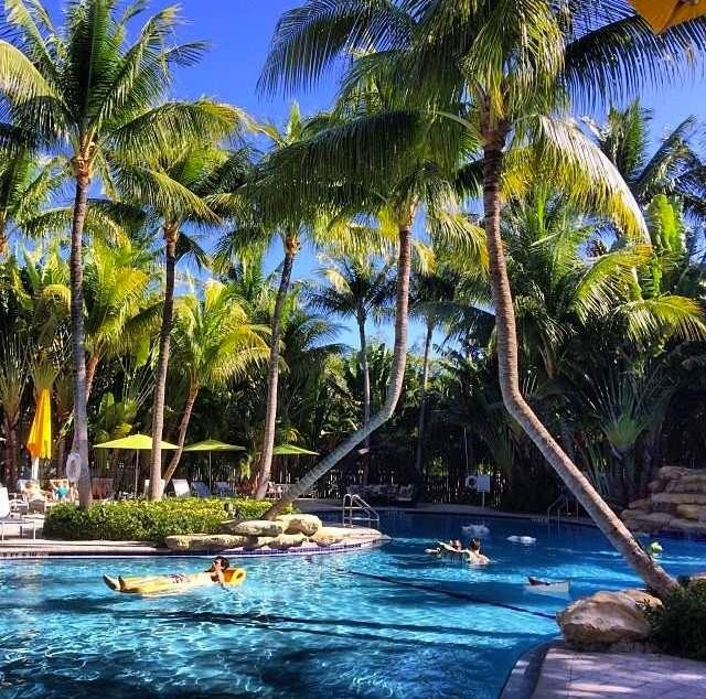 96 best key west swimming pool gardens images on pinterest for Best places for mini vacations