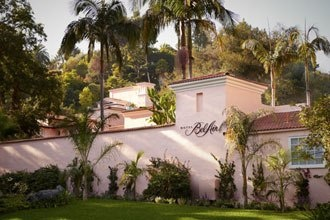A Star is Reborn - After a two-year renovation, Los Angeles's famed Hotel Bel-Air gets a glamorous makeover