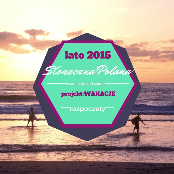 Projekt : Wakacje 2015