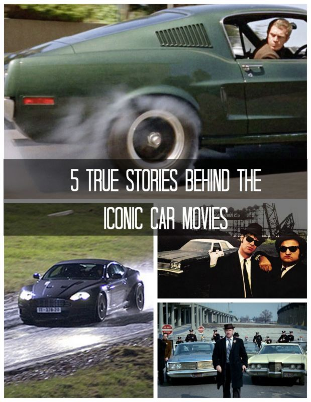 5 Unbelievable Stories Behind the Iconic Car Movies | eBay