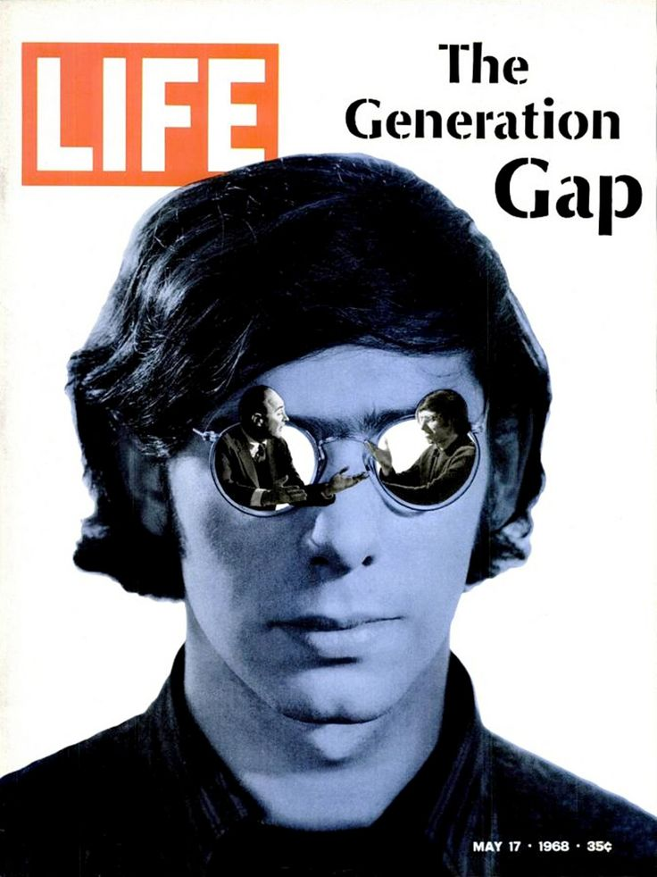 the generation gap during the 1960s Studies show that the generation gap  the generation gap that was so in evidence during the 60s  clearly a difference from the 1960s with its rallying.