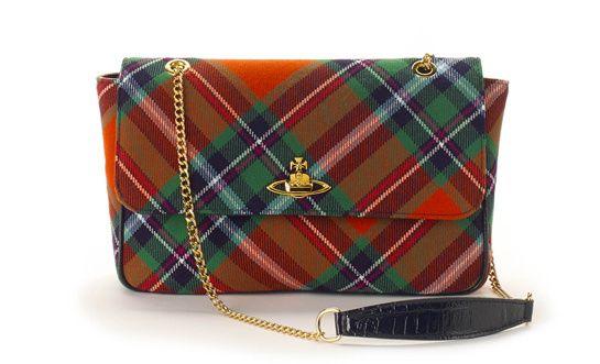 Vivienne Westwood tartan ecossais http://www.vogue.fr/mode/shopping/diaporama/shopping-ecossais-tartan-day/14688/image/808957#!vivienne-westwood-tartan-ecossais   | The House of Beccaria