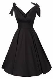 Image result for black funeral dresses