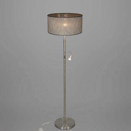 Lovely Mix un Match Stehleuchte Combi Schirm cm rund Lampe Innenbeleuchtung Stehlampe