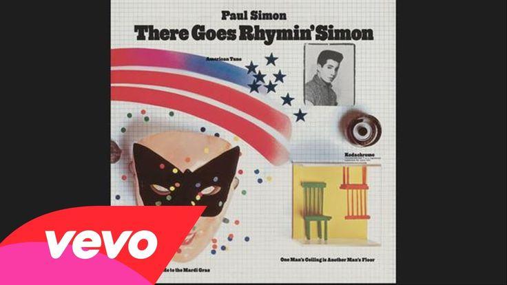 Paul Simon - Kodachrome (Audio) (+playlist)