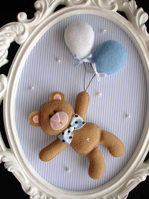 Cute idea I could do this with an elephant for Vivian's room.