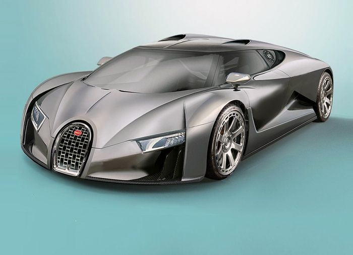 Ecco Bugatti Chiron da 464 km/h, futura regina delle hypercar - Prove e Novità - ANSA.it