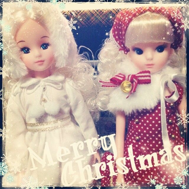 MerryChristmas????´?.? ? `??  #Girlish #Culture #japan #dollphotography #doll #instadoll  #dolly #リカちゃん #licca #takara #liccachan #licca_chan #liccadoll #人形 #MerryChristmas #Christmas