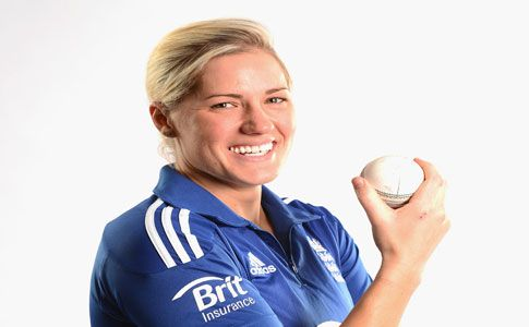 Cricket: Katherine Brunt named female England Women's Cricketer of the Year
