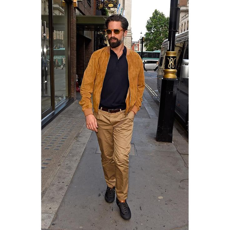 Talented @jackguinness wearing #ASTONMARTINxHOGAN limited edition Olympia #sneakers at #LFW event