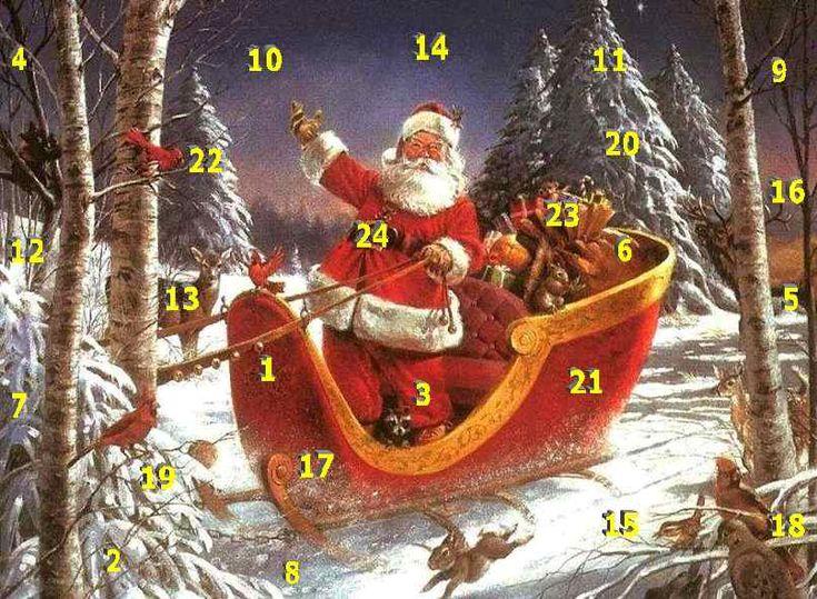 Julkalender 2015