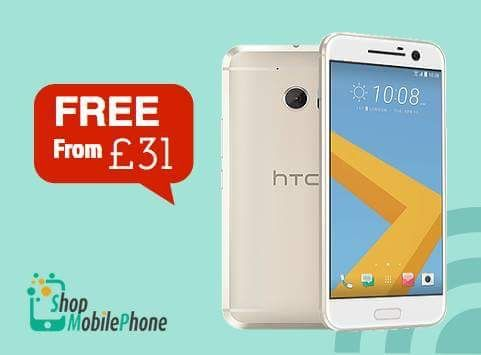 Looking for EPIC smartphone deals?  Get the HTC 10 for only £31.00 per month!  >>>>>> shopmobilephone.co.uk <<<<<<<
