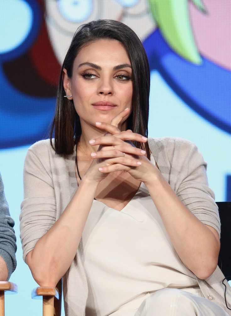 Mila Kunis Photos - Actress Mila Kunis of the television show Family Guy speaks onstage during the FOX portion of the 2018 Winter Television Critics Association Press Tour at The Langham Huntington, Pasadena on January 4, 2018 in Pasadena, California. - Mila Kunis Photos - 57 of 6056