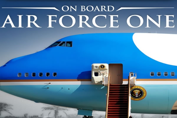 12 best images about flying with the president on Air force one interior