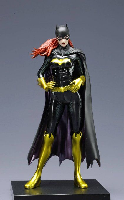 Amazon.com : Kotobukiya DC Comics New 52 Batgirl ARTFX+ Statue : Toy Figure Statues : Toys & Games