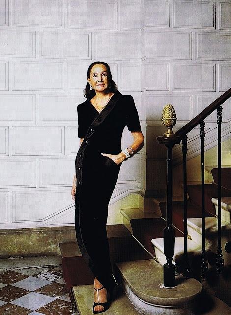 Countess Jacqueline De Ribes Nonna Punk Let 39 S Rock Pinterest Classic Chic Classic