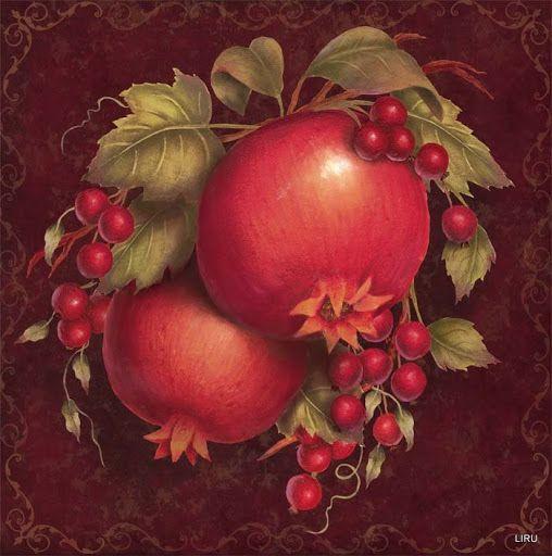 Frutas y verduras - Lirubrico - Веб-альбомы Picasa