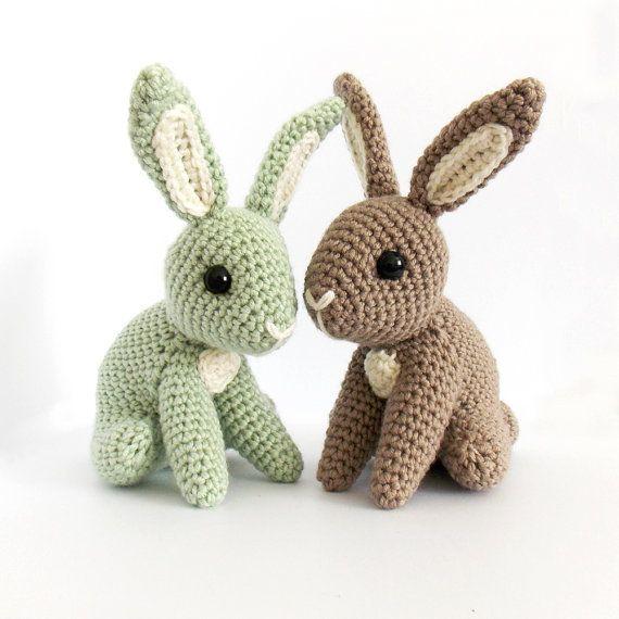 Hopscotch Bunny - Amigurumi Pattern