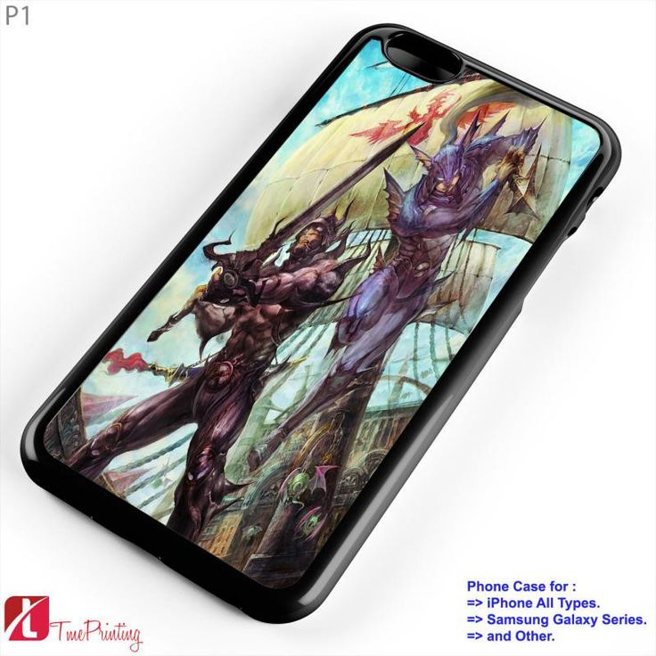 Final fantasy and Doom 3 - Personalized iPhone 7 Case, iPhone 6/6S Plus, 5 5S SE, 7S Plus, Samsung Galaxy S5 S6 S7 S8 Case, and Other