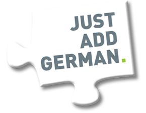 Just Add German - German language promotion and resources from the Goethe-Institut