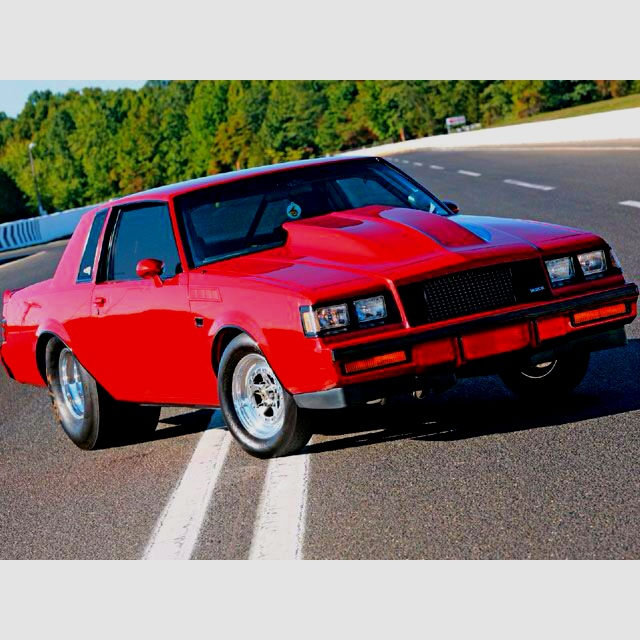 1987 Buick Regal For Sale: 33 Best Buick Grand National Images On Pinterest