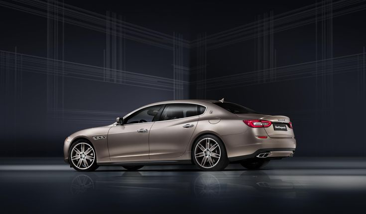 #Maserati #Quattroporte #ErmenegildoZegna Limited Edition