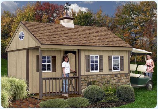 cool storage shed idea backyards gardens pinterest